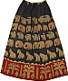 Indian Patchwork Skirt